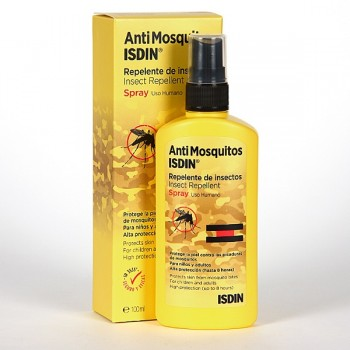 ANTIMOSQUITOS ISDIN SPRAY...