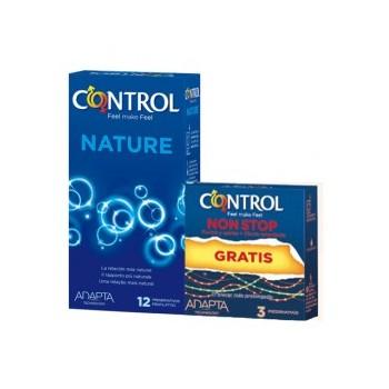 CONTROL ADAPTA NATURE 12+ 3 U