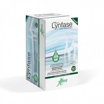 ABOCA ADELGACCION LYNFASE TISANA 20 FILTROS
