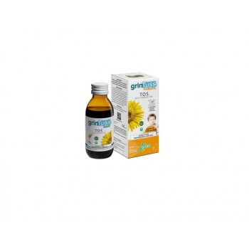 ABOCA GRINTUSS JARABE CON POLIRESIN PEDIATRIC 180 ML