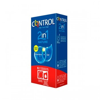CONTROL 2EN1 NATURE 6U