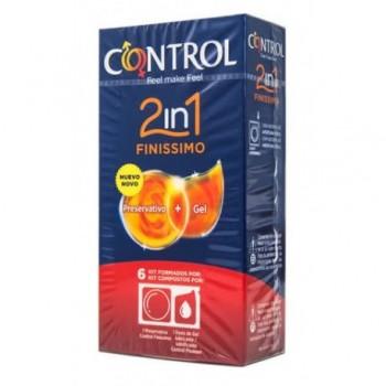 CONTROL 2EN1 FINISSIMO 6 U.