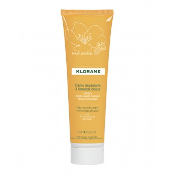 KLORANE CREMA DEPILATORIA PIELES SENSIBLES 150 ML