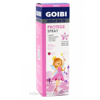 GOIBI ARBOL DE TE PROTEGE SPRAY FRESA 250 ML