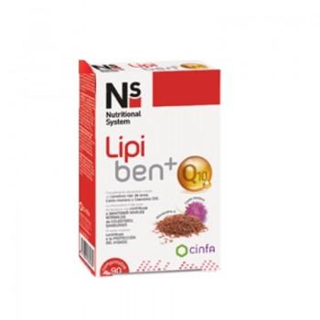 CINFA NS LIPIBEN+ Q10  90 COMP