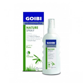 GOIBI ANTIMOSQUITOS CITRODIOL  SPRAY 100ML