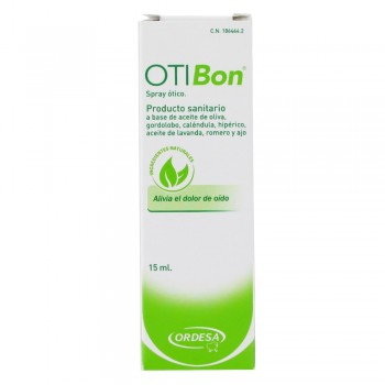 OTIBON SPRAY OTICO 15 ML