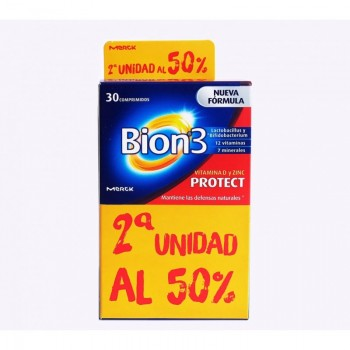 BION3 PROTECT 30 COMP X 2 UND.