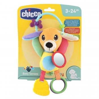 CHICCO BABY SENSES MR PERRITO 3-24 MESES
