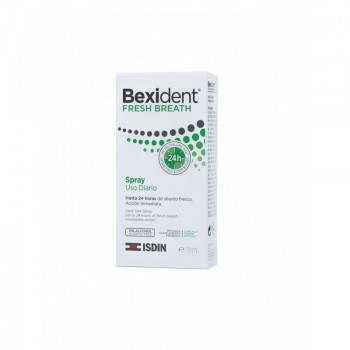 BEXIDENT FRESH BREATH SPRAY...