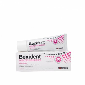 BEXIDENT D. SENSIBLES GEL 50 ML