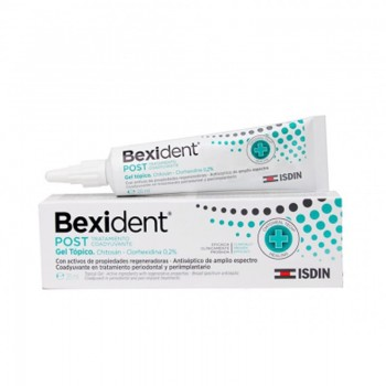 BEXIDENT POST GEL TOPICO...