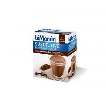 BIMANAN BATIDO CHOCOLATE 6 SOBRES