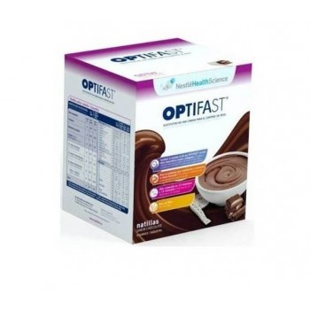 OPTIFAST NATILLAS CHOCO 9 SOBRES