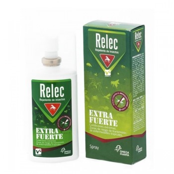 RELEC EXTRA FUERTE SPRAY REPELENTE ANTIMOSQUITOS 75 ML