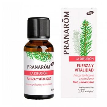 PRANAROM DIFUSION FUERZA Y...