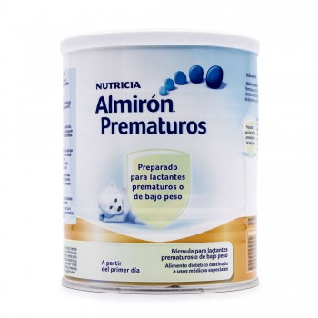 ALMIRON ADVANCE PREMATURO...