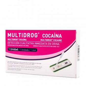 TEST COCAINA MULTIDROG 1 UND