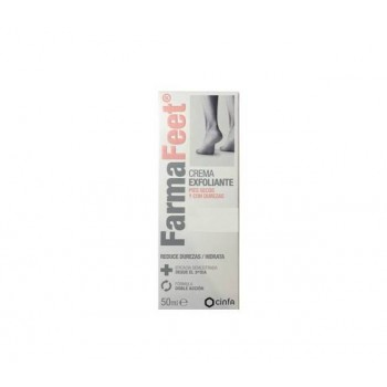 FARMAFEET CREMA EXFOLIANTE 50 ML