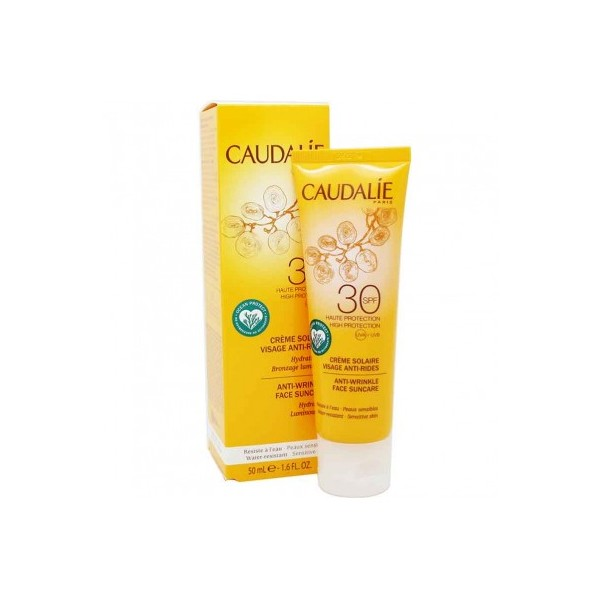 Caudalie Solar Facial Antiarrugas SPF 30 50ml