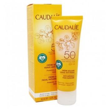 Caudalie Solar Facial Antiarrugas SPF 50 50ml