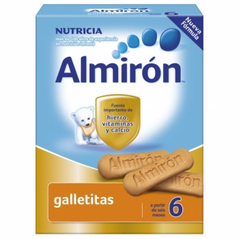 Almiron Galletitas Cereal 180 G