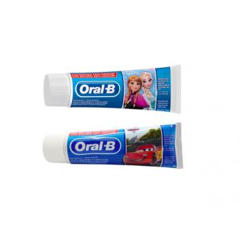 Oral-b Pasta Kids Stage3 Cars/frozen 75 Ml