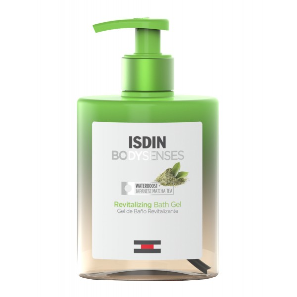 ISDIN BODYSENSES REVITALIZING BATH GEL 500 ML