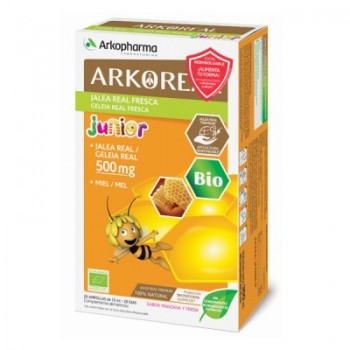 ARKOREAL JALEA REAL FRESCA JUNIOR 20 AMPOLLAS