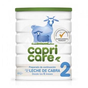 CAPRICARE 2 LECHE DE CONTINUACIÓN 800 G