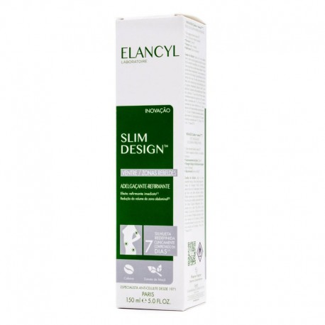 ELANCYL SLIM DESIGN GEL REDUCTOR-TENSOR 150 ML