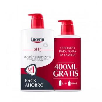 EUCERIN PH5 LOCION 1000 ML + 400 ML REGALO