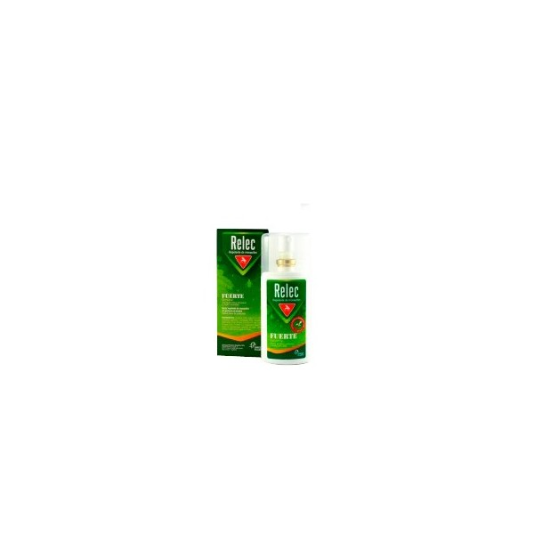 RELEC FUERTE SENSITIVE SPRAY REPELENTE ANTIMOSQUITOS 75 ML