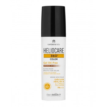 HELIOCARE 360º SPF 50+ GEL OIL-FREE BRONZE INTENSE 50 ML