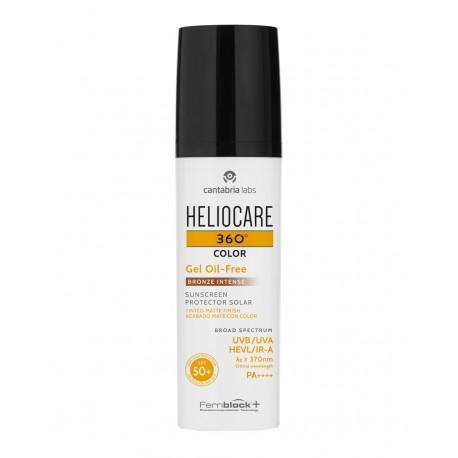 HELIOCARE 360º SPF 50+ GEL OIL-FREE BRONZE INTENSE 50 ML