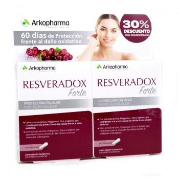 RESVERADOX FORTE 30 CAPS X2