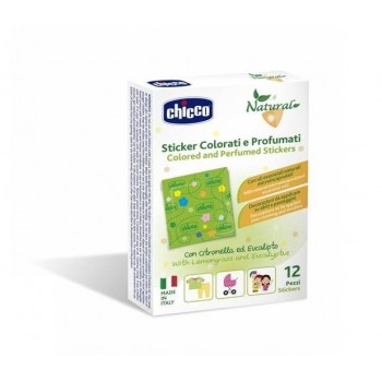 CHICCO PARCHES PERFUMADOS...