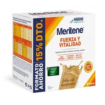 MERITENE BATIDO CAFE 30 SOBRES (15% DESCUENTO)