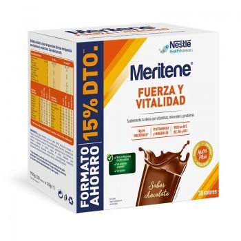 MERITENE BATIDO CHOCOLATE 30 SOBRES (15% DESCUENTO)