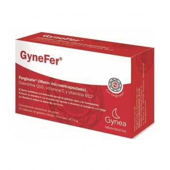 GYNEFER 30 CAPSULAS