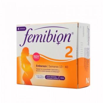 FEMIBION 2  28 COMPRIMIDOS Y 28 CAPSULAS