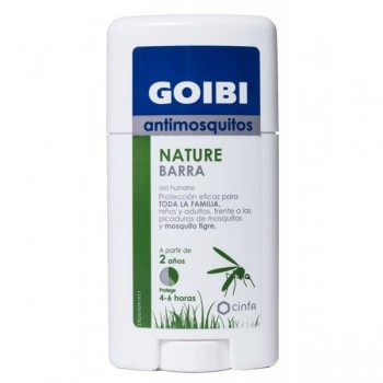 GOIBI NATURE ANTIMOSQUITOS BARRA 50ML