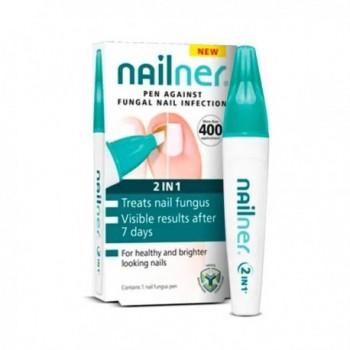 NAILNER LAPIZ 2 EN 1 4 ML