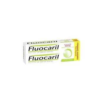 FLUOCARIL BI-FLUORE 145 MENTA 75 ML X 2 UND.