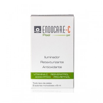 ENDOCARE C PEEL GEL  6 ML...
