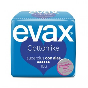 COMPRESAS EVAX COTTONLIKE...