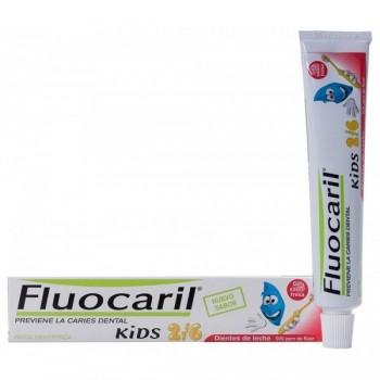 FLUOCARIL KIDS GEL FRESA 75...