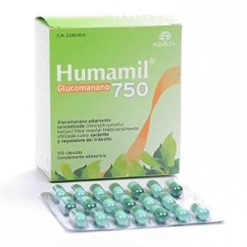 HUMAMIL 750 90 CAP