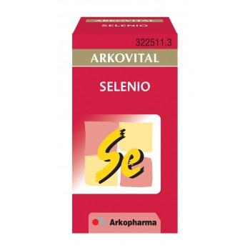 ARKOVITAL SELENIO 50 CAP