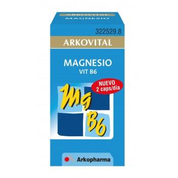 ARKOVITAL MAGNESIO 30 CAP